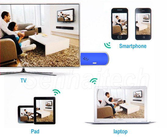 Miracast-Dongle-Adapter-DLNA-Airplay-Receiver-HDMI-Smart-TV-Dongle-iPUSH-M11-App